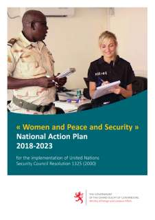 """Women and Peace and Security"" National Action Plan"
