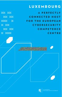 Candidature European Cybersecurity Industrial, Technology and Research Competence Centre